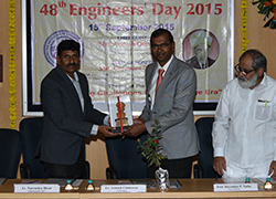 48th Engineers Day 2015