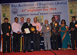 Engineers Award 2014 function