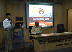 Capacity Building to face Impacts on Environment & Mitigation measures with Respect to Kumbha Mela in Nashik
