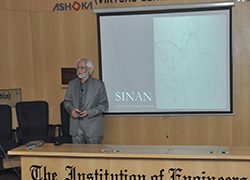 SINAN- ARCHITECT AT THE CENTRE OF THE WORLD